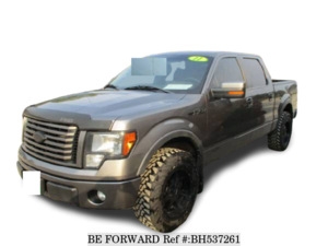 Used 2011 FORD F150 BH537261 for Sale
