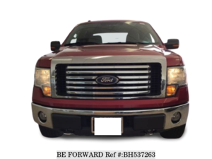 Used 2010 FORD F150 BH537263 for Sale
