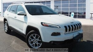 Used 2015 JEEP CHEROKEE BH537264 for Sale