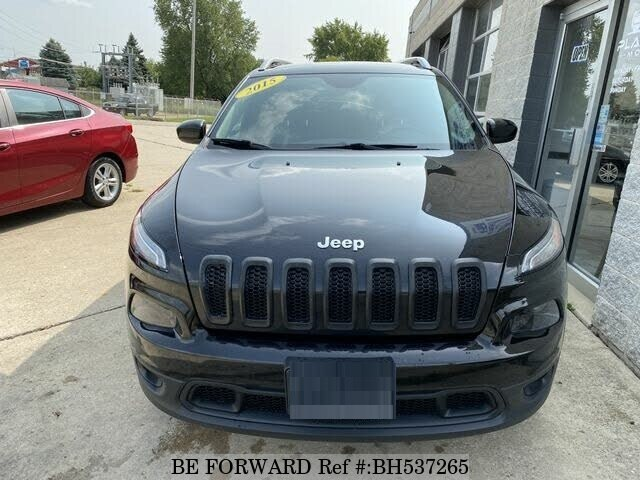 Used 2015 JEEP CHEROKEE BH537265 for Sale
