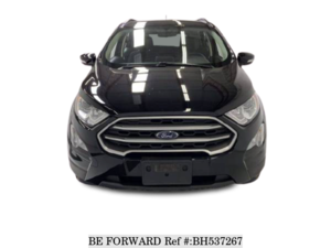 Used 2019 FORD ECOSPORTS BH537267 for Sale