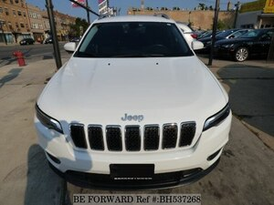 Used 2019 JEEP CHEROKEE BH537268 for Sale