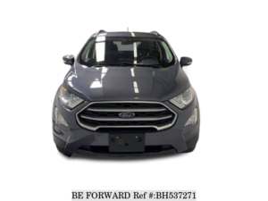 Used 2019 FORD ECOSPORTS BH537271 for Sale