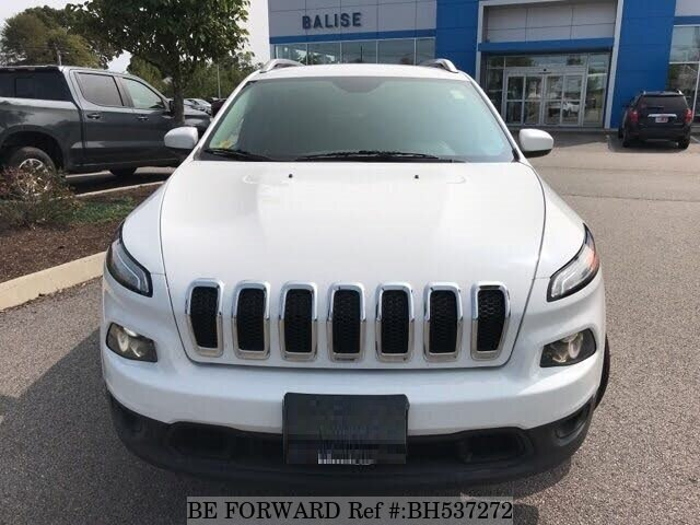 Used 2014 JEEP CHEROKEE BH537272 for Sale