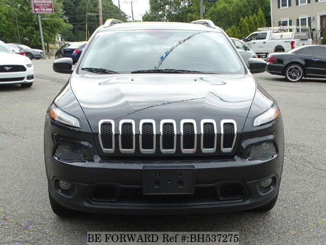 Used 2014 JEEP CHEROKEE BH537275 for Sale