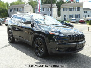 Used 2015 JEEP CHEROKEE BH537281 for Sale