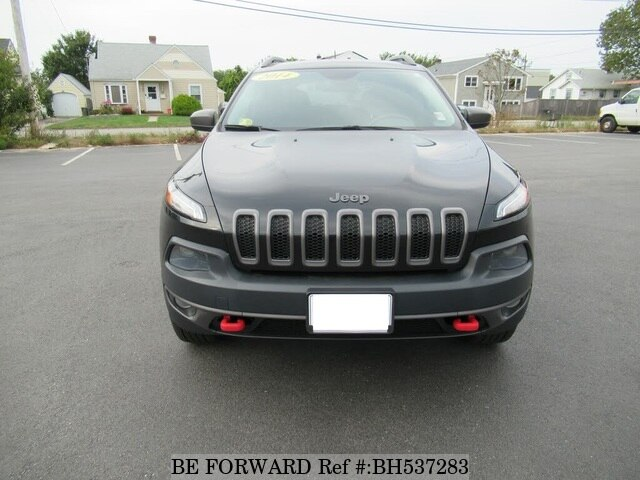Used 2014 JEEP CHEROKEE BH537283 for Sale