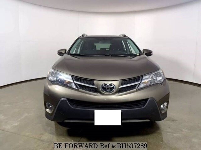 Used 2013 TOYOTA RAV4 BH537289 for Sale