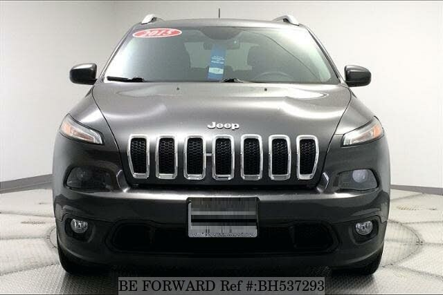 Used 2015 JEEP CHEROKEE BH537293 for Sale