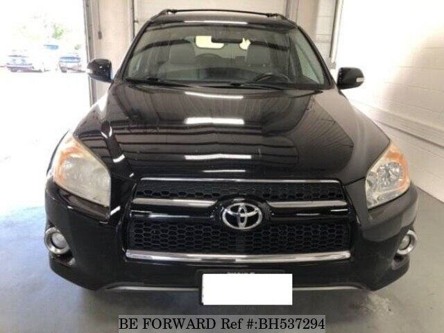 Used 2010 TOYOTA RAV4 BH537294 for Sale