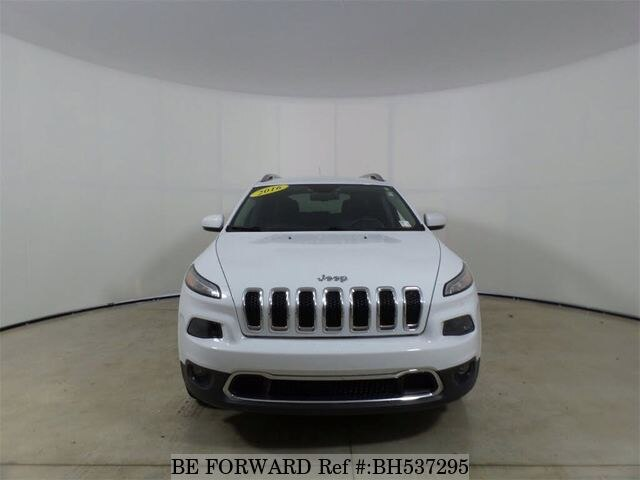 Used 2016 JEEP CHEROKEE BH537295 for Sale