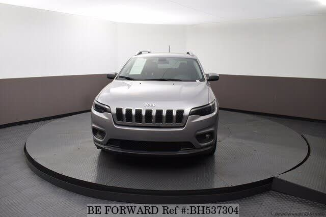 Used 2019 JEEP CHEROKEE BH537304 for Sale