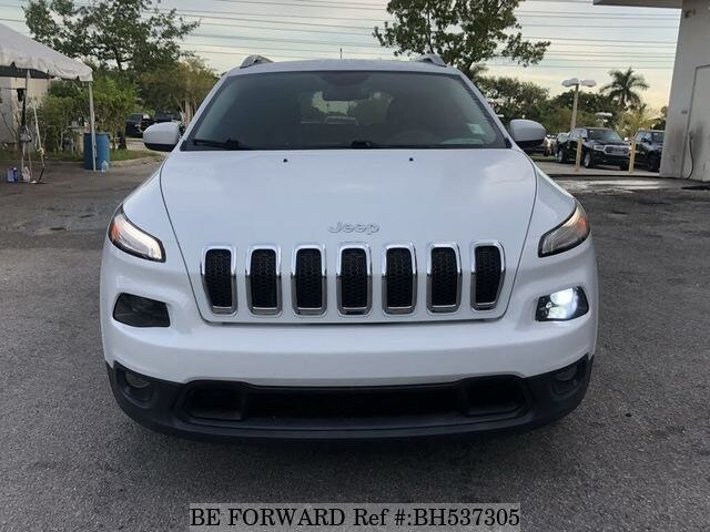 Used 2015 JEEP CHEROKEE BH537305 for Sale