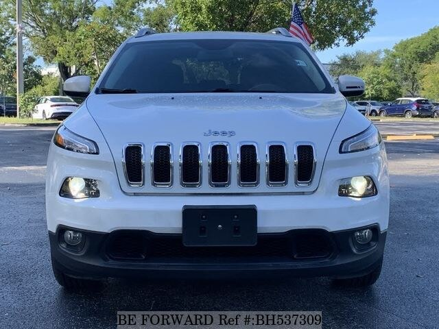 Used 2017 JEEP CHEROKEE BH537309 for Sale