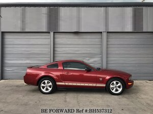 Used 2009 FORD MUSTANG BH537312 for Sale