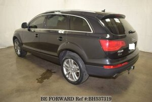 Used 2009 AUDI Q7 BH537319 for Sale