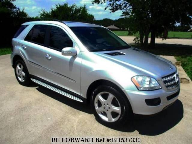 Used 2008 MERCEDES-BENZ M-CLASS BH537330 for Sale