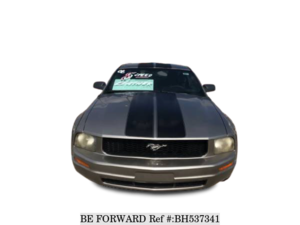 Used 2008 FORD MUSTANG BH537341 for Sale