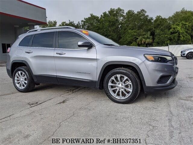 Used 2019 JEEP CHEROKEE BH537351 for Sale