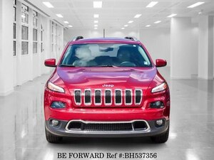Used 2017 JEEP CHEROKEE BH537356 for Sale