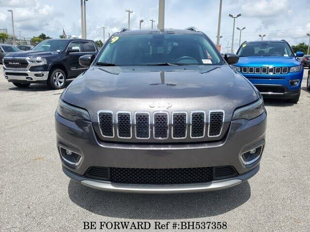 Used 2019 JEEP CHEROKEE BH537358 for Sale