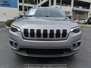 Used 2019 JEEP CHEROKEE BH537363 for Sale