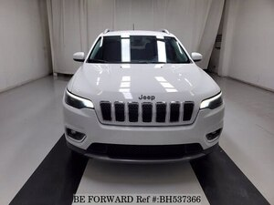 Used 2019 JEEP CHEROKEE BH537366 for Sale