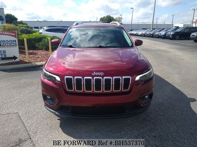 Used 2019 JEEP CHEROKEE BH537370 for Sale