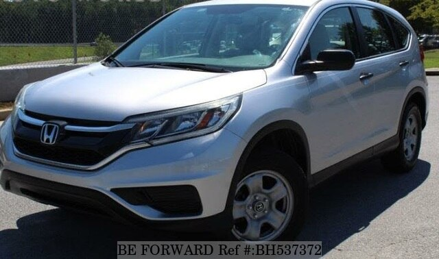 Used 2016 HONDA CR-V BH537372 for Sale