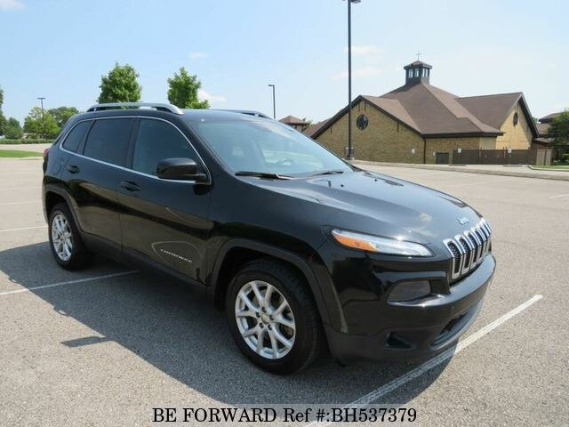 Used 2014 JEEP CHEROKEE BH537379 for Sale
