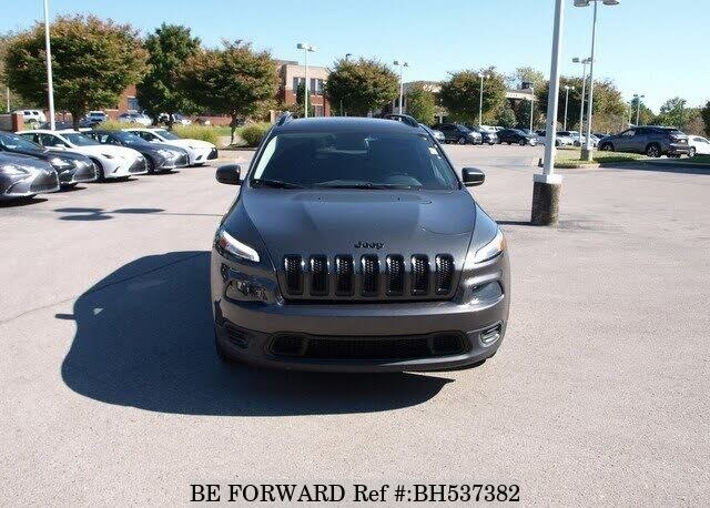 Used 2017 JEEP CHEROKEE BH537382 for Sale