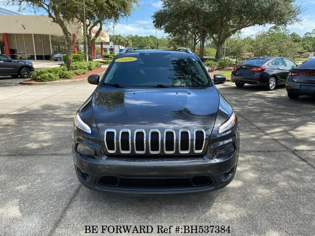 Used 2016 JEEP CHEROKEE BH537384 for Sale