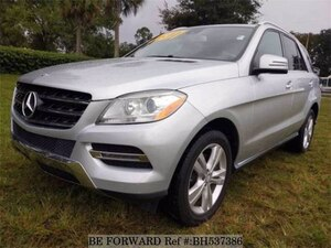 Used 2014 MERCEDES-BENZ M-CLASS BH537386 for Sale