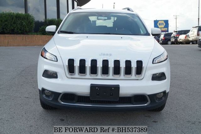 Used 2015 JEEP CHEROKEE BH537389 for Sale