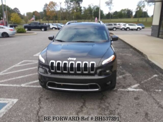 Used 2014 JEEP CHEROKEE BH537391 for Sale
