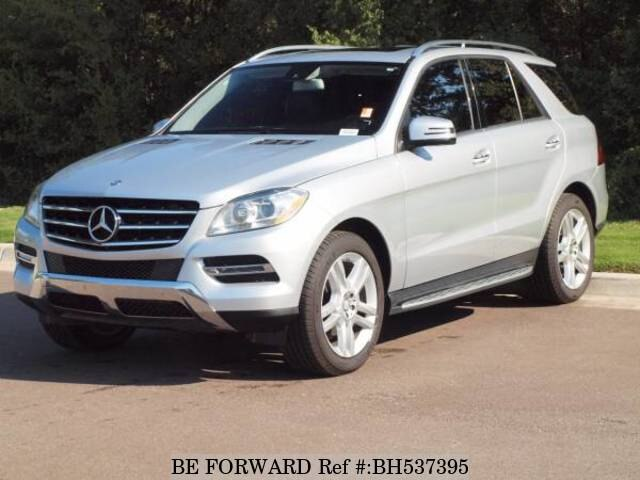 Used 2015 MERCEDES-BENZ M-CLASS BH537395 for Sale