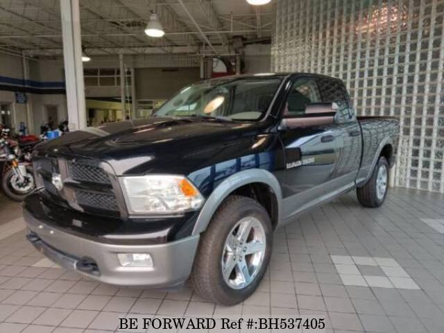 Used 2012 RAM 1500 BH537405 for Sale