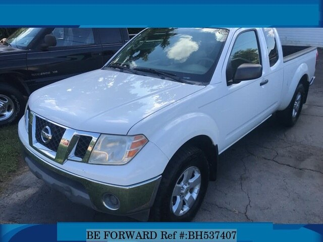 Used 2010 NISSAN FRONTIER BH537407 for Sale