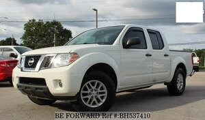 Used 2017 NISSAN FRONTIER BH537410 for Sale