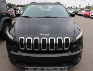 Used 2016 JEEP CHEROKEE BH537414 for Sale