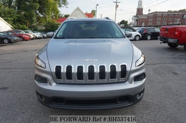 Used 2018 JEEP CHEROKEE BH537416 for Sale