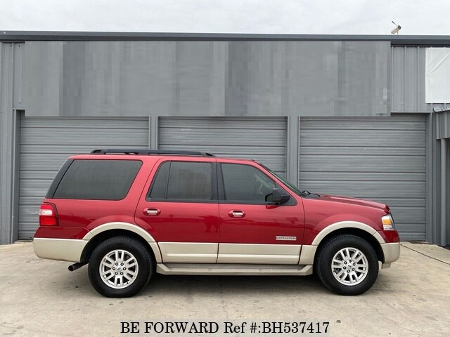 Used 2008 FORD EXPEDITION BH537417 for Sale