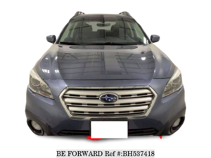 Used 2015 SUBARU OUTBACK BH537418 for Sale
