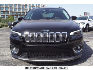 Used 2019 JEEP CHEROKEE BH537419 for Sale