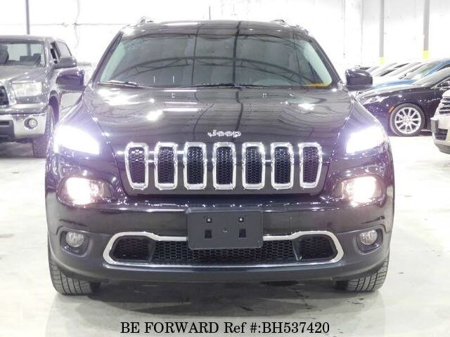 Used 2016 JEEP CHEROKEE BH537420 for Sale