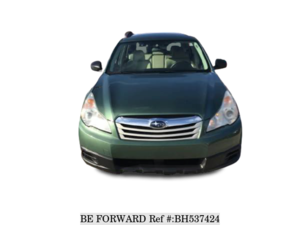 Used 2011 SUBARU OUTBACK BH537424 for Sale