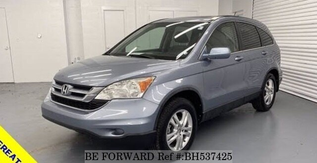 Used 2011 HONDA CR-V BH537425 for Sale