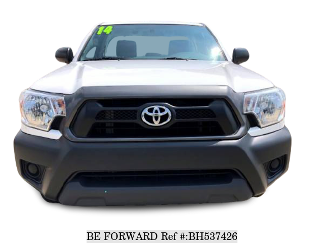 Used 2014 TOYOTA TACOMA BH537426 for Sale