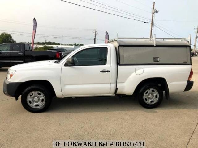 Used 2013 TOYOTA TACOMA BH537431 for Sale