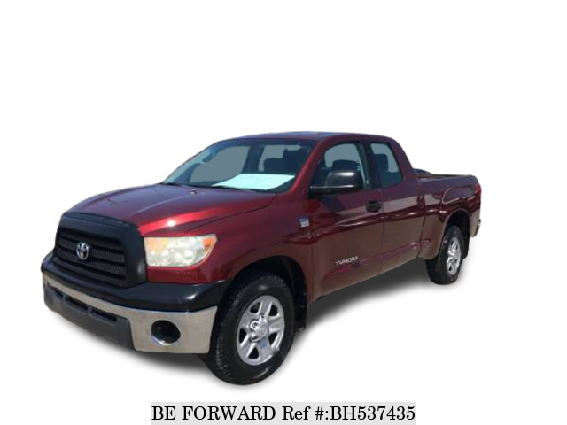 Used 2008 TOYOTA TUNDRA BH537435 for Sale